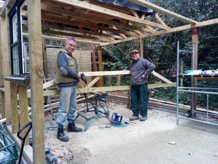 mike-and-me-with-shed